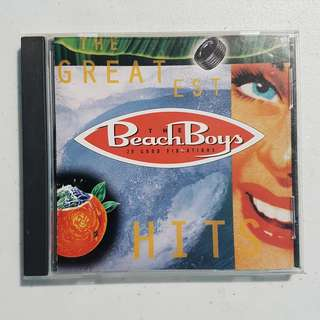 The Beach Boys Greatest Hits Volume 1: 20 Good Vibrations (1995) Original Audio CD (Vintage)