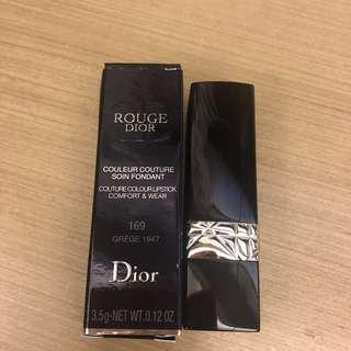 🚚 Dior 迪奧藍星唇膏 #169 唇露 裸色