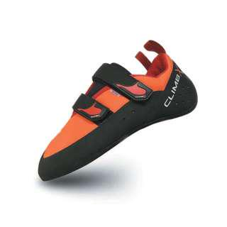 CLIMB X – RAVE (ORANGE) CLIMBING SHOES