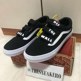 <INSTOCK> SIZE 39 Off The Wall Velcro V2