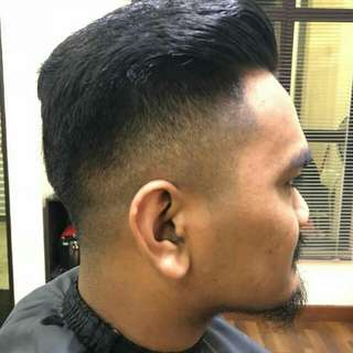 Home barber