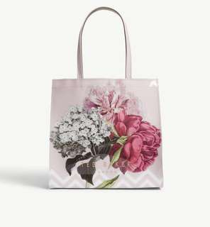 Ted Baker Emericon large icon tote bag