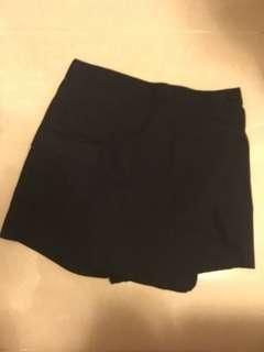 Airspace 黑色 褲裙
