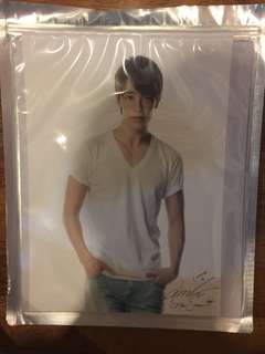 Super Junior's Donghae Everysing Photo Card (Sealed)