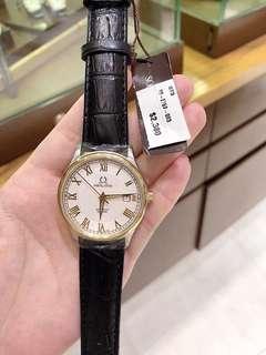 代購 SOLVIL ET TITUS 瑞士鐵達時男裝腕錶▶金色◀