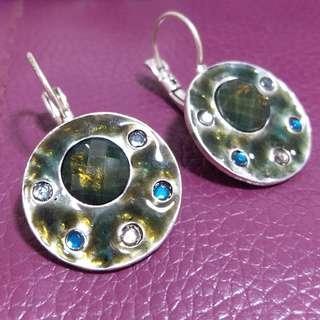 全新美國復古Feel 耳環earrings