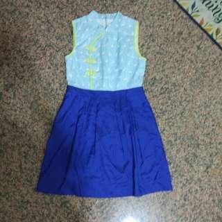Mds modern Cheongsam dress