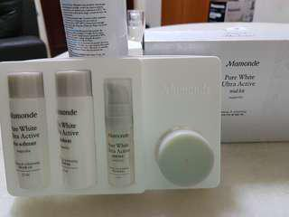 Mamonade travel  kit new