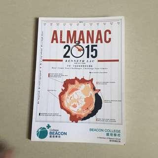 Kenneth Almanac 2015