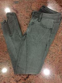 Levi's Lady Style Grey Jeans