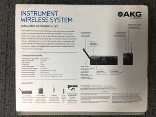 Wireless Instrument Adapter Guitar Bass and more