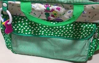 Barney Baby Bag