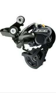 Shimano M640 Zee 10 Speed shadow+ Rear Mech