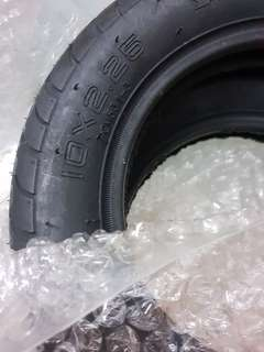 "E BIKE 8"" 10"" inch tyre with inner tube"