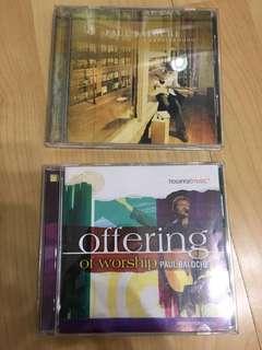 Paul Baloche worship (4 CDs)