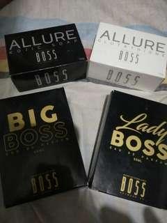 Allure Boss Soap & Eau de Parfum