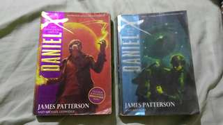 Daniel X (1&2) by James Patterson