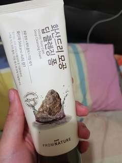 Fromnature volcanic pore care deep cleansing foam
