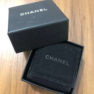 chanel earring 耳環