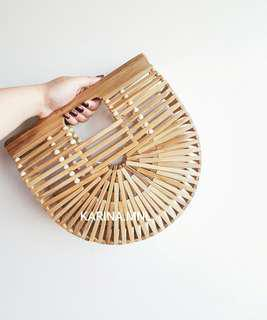Bali Bamboo Bag