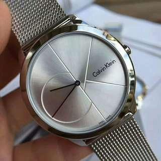 🚚 ❤️保證正品 可以驗貨♥️ck 手錶 男錶 ck金屬 ck不鏽鋼錶帶 皮帶
