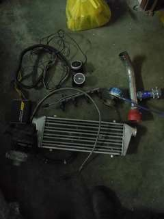 Honda City I-VTEC Turbo Kit Fullset