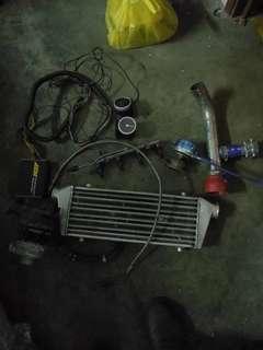 Honda City I-VTEC Turbo Kit Fullset