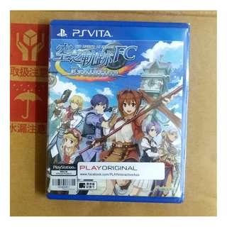 PSV Legend of Heroes: Sora no Kiseki FC Evolution - Chi Version [R3]
