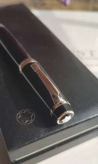 Mont Blanc Rollerball Pen