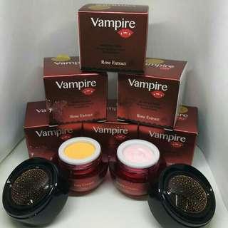 Cream Vampir, bisa utk menghilangkan jerawat dan dijamin wajah glowing, free ongkir, barang ready.