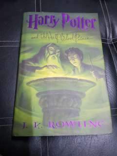 Harry Potter Part 5,6,7 (Hard Bound) REPRICED!!!!