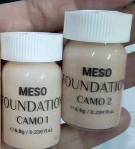 Meso Camo1 BB Glow foundation Korea