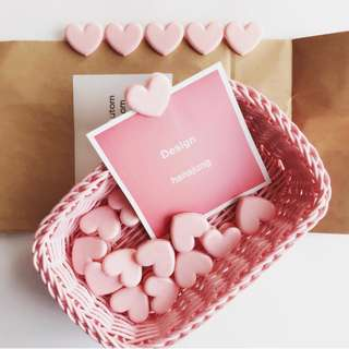 Pinky Clip Folder