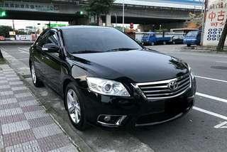 2011年 豐田 CAMRY 2.4E 全貸可私分