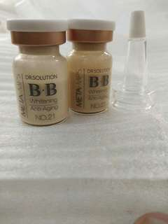 Dr. Solutions BB glow foundation