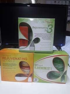 Skin Magical Rejuvenating Sets