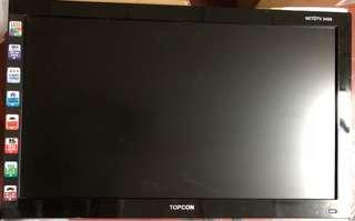 Topcon 23吋 TV monitor
