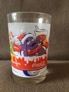 麥當勞 x 可口可樂 2001 特別版珍藏紀念杯