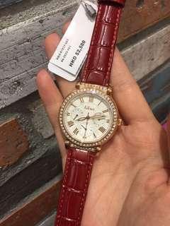 代購 SOLVIL ET TITUS 瑞士鐵達時女裝腕錶