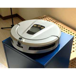 🚚 鳳瑞LCD智慧觸控掃地機器人無線遙控 自動清掃 預約清掃 智慧生活