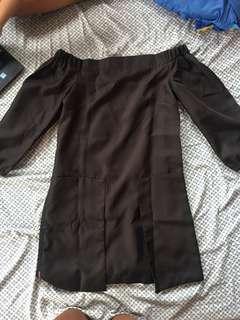 Raf Off Shoulder Dress