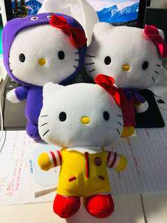 HELLO KITTY 3 in 1 (McDonald's Toy)