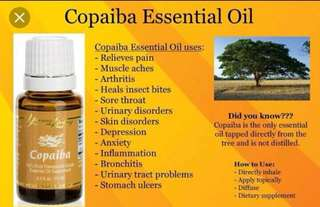 Brand New Young Living Essential Oil - Copaiba 5ml