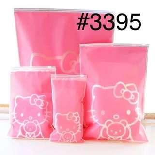 #3395 收納袋 - $45/sets