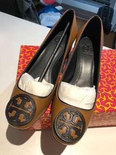 [New!] Tory Burch pump heel! 37 / US7!