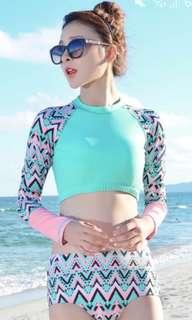 Rashguard Korean Swimwear