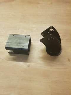 controller box & U-Plate