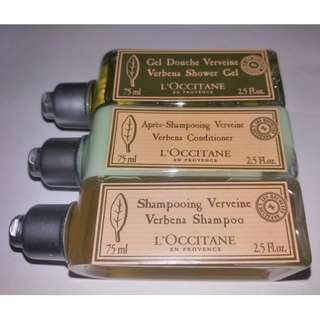 BN L'OCCITANE Verbena Verveine Set - 75ml