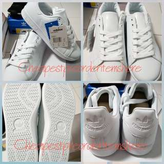 [NEW  ] [PO] PROMOTION MONTH OF JUNE  2018  !! LIMITED EDITION Stan Smith Design On Sales Now! Pm To Deal Hurry!