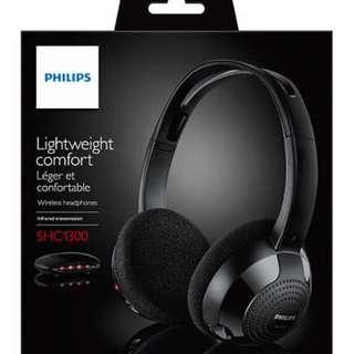 Headphone Wireless hi-fi headphones SHC1300